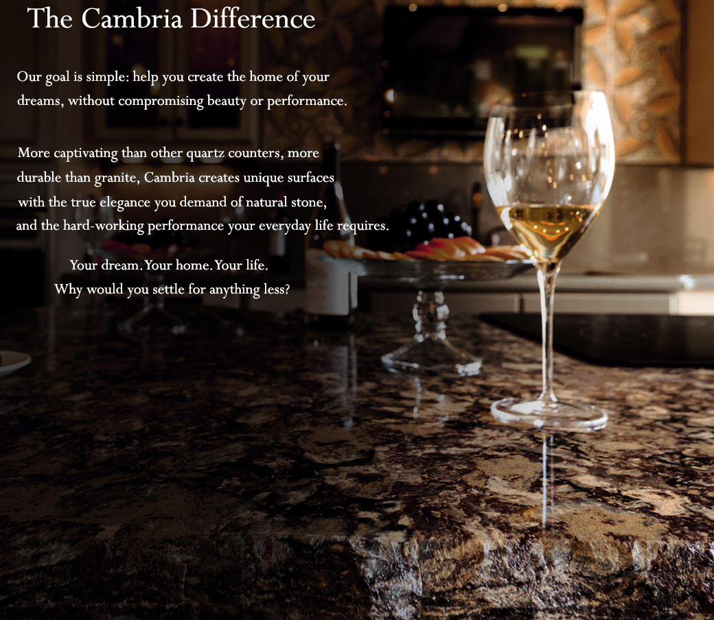 Cambria Difference